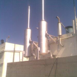 Σιγαστήρες καυσαερίων