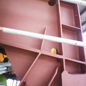 Γερανοί λιμένος: ανακατασκευές