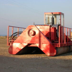 Crystallizers and saltworks compacting roller