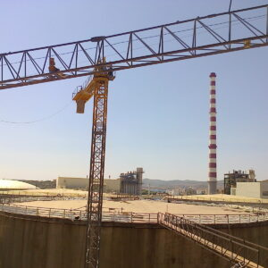Fuel oil tanks construction and upgrading