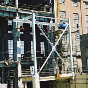 Steel constructions, hangars